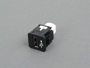 ES#2599684 - 84109229294 - USB Socket - USB port for BMW Sound System and Navigation - Genuine BMW - BMW