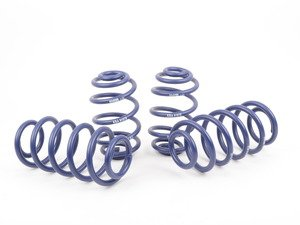 "ES#726 - 54773 - Sport Lowering Springs - Average lowering front: 1.75"" rear: 1.5"" - H&R - Volkswagen"