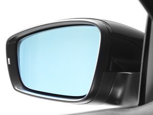 ES#2796281 - 009592ECSKT - Heated Blind Spot Mirror - Set - Upgraded blue tinted mirror glass to allow you to see everything around you - ECS - Volkswagen