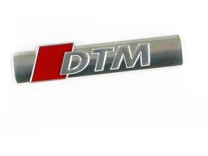 "ES#7732 - 8E0853601A - Audi ""DTM"" Badge - From the European market DTM A4 - Genuine European Volkswagen Audi - Audi"