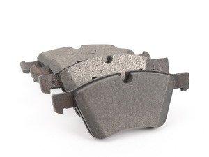 ES#2863126 - 1644201320 - Front Brake Pad Set - Does not include brake pad wear sensors - Bosch - Mercedes Benz