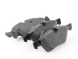 ES#2608335 - 1644201820 - Front Brake Pad Set - Does not include new brake pad wear sensors - Jurid - Mercedes Benz