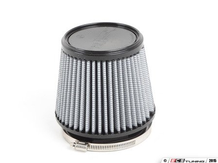 "ES#518390 - 21-45505 - Universal Pro Dry S Air Filter - White - Replacement filter with 4.5""inlet, 6""base, 4.75""top, and 5""height - AFE - Volkswagen"