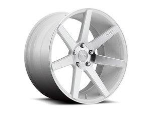 """ES#2862395 - m12518954350KT - 18"""" Apex - Set Of Four - 18""""x9.5"""" ET50 5x112 - Machined Silver - Niche Wheels - Volkswagen"""