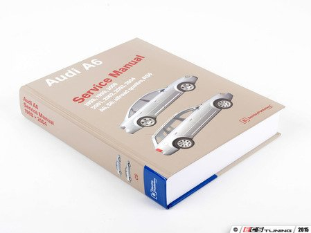 ES#8196 - a604 - Audi C5 A6/S6/RS6/Allroad (1998-2005) Service Manual - A comprehensive must-have for any do-it-yourselfer! Includes 964 pages of maintenance, service, and repair information. - Bentley - Audi