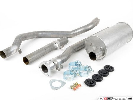 "ES#2826658 - 10297200K - Cat-Back exhaust system - comes with 2"" cat-back exhaust system and mounting hardware - Autotech - Volkswagen"
