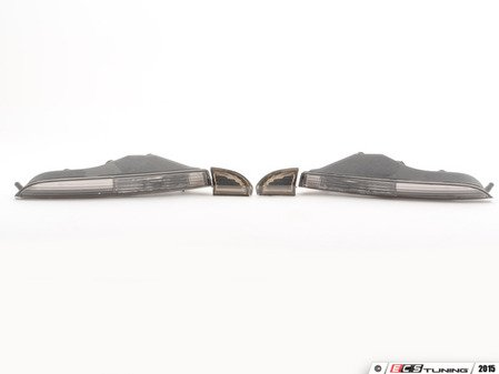 ES#3220951 - 341-1610PTA-S - Turn Signal Set - Smoked - Replaces factory amber turn signals with smoked ones - Depo - Volkswagen
