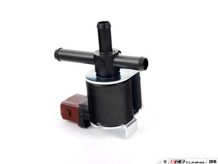 ES#4402 - 078906283B - Waste Gate Frequency Control N75 Valve - Controls the boost pressure on the turbocharger system - Genuine Volkswagen Audi - Audi