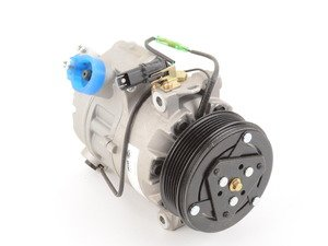 ES#2863367 - 64529185142 - A/C Compressor - Quality replacement air conditioning parts from an OEM manufacturer. - Behr - BMW