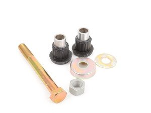 ES#2763728 - 1244600019 - Intermediate Arm Repair Kit - Hardware and bushing kit for the steering intermediate arm - Lemforder - Mercedes Benz