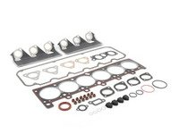 ES#2842172 - 11129059240 - Cylinder Head Gasket Kit - Head gasket with all required accompanying gaskets for a proper cylinder head installation - Elring - BMW