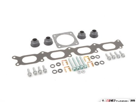 ES#2771348 - 058129717DKT5 - Intake Manifold Installation Kit - Everything you need to remove and re-install your intake manifold - Assembled By ECS - Audi