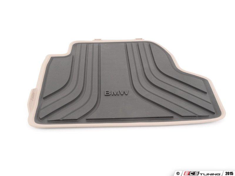 Genuine BMW - 51472348160 - Modern Line Rubber Floor Mat ...