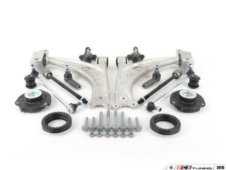 ES#2601980 - 1K0498331BKT3 - Front Suspension Refresh Kit - Stage 3 - Get the most complete suspension kit on the market - Assembled By ECS - Volkswagen