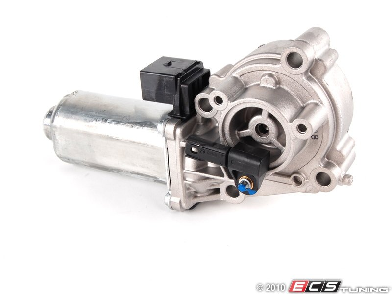Ecs news bmw e83 x3 transfer case actuator service kits for Bmw transfer case motor