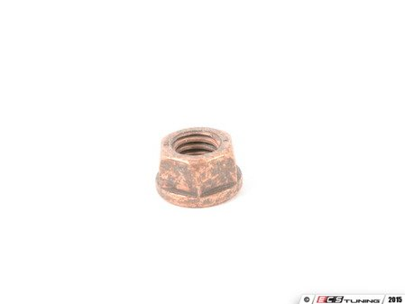 ES#2588753 - N90369001 - Self-Locking Nut - Priced Each - Install new hardware with your new parts. M10 - Rein - Audi BMW Volkswagen