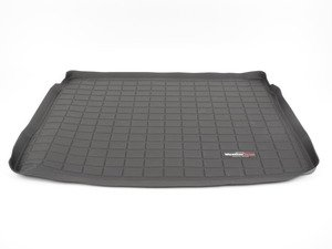 ES#2837357 - 40335 - Rear Cargo Liner - Black - The best protection for your trunk in any situation - WeatherTech - Volkswagen