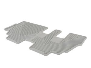 ES#2193869 - W145GR - Rear All-Weather Floor Mats - grey - All-weather protection to endure the harshest conditions - WeatherTech - BMW