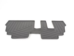 ES#2837583 - 440953 - Rear FloorLiner DigitalFit - Black - Laser measured for perfect fitment and ultimate protection against moisture and debris - WeatherTech - BMW