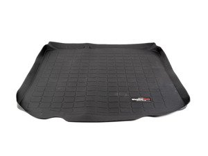 ES#2837329 - 40137 - Rear Cargo Liner - Black - The best protection for your trunk in any situation - WeatherTech - Volkswagen