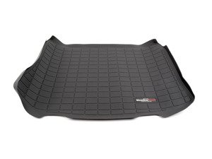 ES#2837367 - 40394 - Rear Trunk Liner - Black - The best protection for your trunk in any situation - WeatherTech - Audi