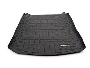 ES#2837365 - 40388 - Rear Trunk Liner - Black - The best protection for your trunk in any situation - WeatherTech - Audi
