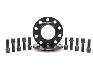 ES#260929 - ECS#253KTWB - BMW 10mm Wheel Spacers & ECS Conical Seat Bolt Kit - Aluminum wheel spacers & bolt kit made specifically for your BMW. - ECS - BMW