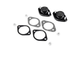 ES#2075240 - 33521092362 - Complete Rear Upper Shock Mounting Kit - Everything you need to perform an easy suspension upgrade - Assembled By ECS - BMW