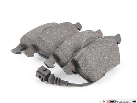 ES#2833212 - 1J0698151K - Front Brake Pad Set - Composite pads that are a great solution for your daily driver - ATE - Audi Volkswagen