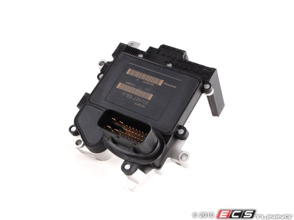 genuine volkswagen audi 01j927156ff control unit for shiftless cvt transmission 01j 927. Black Bedroom Furniture Sets. Home Design Ideas