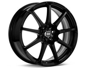 "ES#3176275 - 4416700138bkKT - 16"" EDR9 - Set Of Four - 16""X7"" ET38 4x100 - Black - Enkei Wheels - MINI"