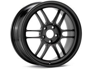 "ES#2864646 - 3797908045BKKT - 17"" RPF1 - Set Of Four - 17""X9"" ET45 5x100 - Black - Enkei Wheels - Audi Volkswagen"