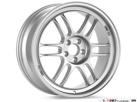 "ES#2876978 - 3798804435SPKT1 - 18"" RPF1 - Set Of Four - 18""X8"" ET35 5x112 - Silver - Enkei Wheels - Audi"