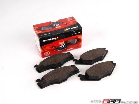 ES#568 - MDB1267D - Front Red Box Brake Pad Set - Quality replacement pads - Mintex - Volkswagen