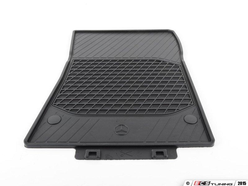 Genuine mercedes benz 17268020009g33 all season floor for Mercedes benz car floor mats