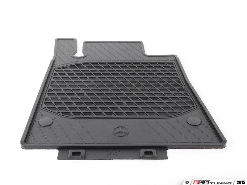 Genuine mercedes benz 17268020009g33 all season floor for Mercedes benz mats