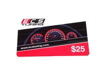 ES#4047 - GC25 -   ECS Gift Card - $25 - The perfect gift for every car enthusiast any time of the year - ECS - Audi BMW Volkswagen Mercedes Benz MINI Porsche