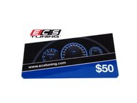 ES#1896893 - GC50 -  ECS Gift Card - $50 - The perfect gift for every car enthusiast any time of the year - ECS - Audi BMW Volkswagen Mercedes Benz MINI Porsche