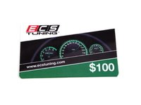 ES#1896892 - GC100 - ECS Gift Card - $100 - The perfect gift for every car enthusiast any time of the year - ECS - Audi BMW Volkswagen Mercedes Benz MINI Porsche