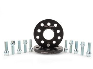 ES#2863232 - 002403ECS02aKT2 - Wheel Spacer & Bolt Kit - 12.5mm with Conical Seat Bolts - Includes everything you need to install spacers on two wheels - ECS - Audi Volkswagen