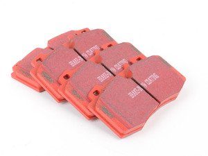 ES#520329 - DP31363C - EBC Redstuff Ceramic Performance Brake Pad Set - Front - A high performance street pad - EBC - Mercedes Benz
