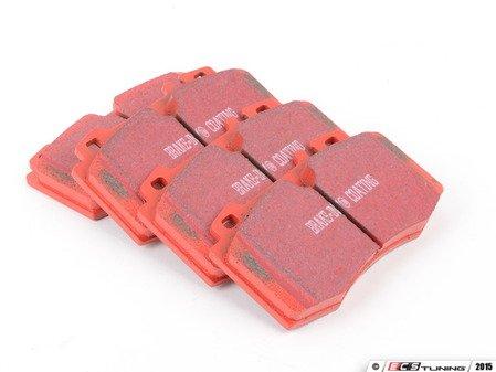 ES#520329 - DP31363C - EBC Redstuff Ceramic Performance Brake Pad Set - Front - A high performance street pad - EBC - Mercedes Benz