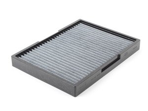 ES#2863519 - VF2012 -  Lifetime Cabin Air Filter OEM# 1J0819644A - Cleanable interior air filter for the life of your vehicle - K&N - Audi Volkswagen