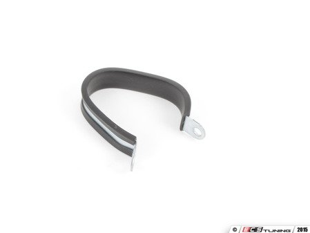 ES#1458218 - 96420712100 - Hose Clamp - Priced Each - For oil cooler lines - Two required - Genuine Porsche - Porsche