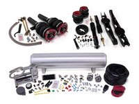 ES#3098492 - 27666kt1 - Performance Air Ride Kit - Manual Management - Complete air ride system with manual air management - Air Lift - Audi