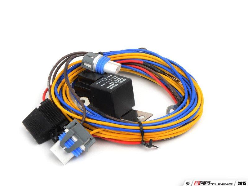 Ecs - Mk5gtfgzzakt - Fog Light Conversion Kit
