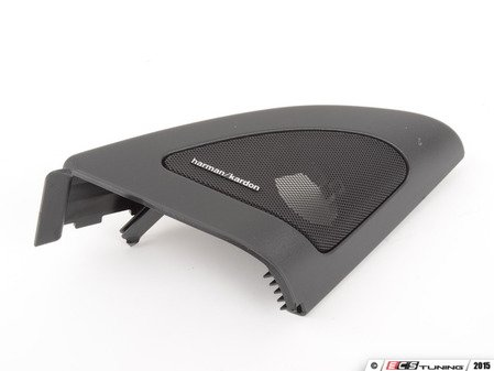 ES#1897873 - 51337270890 - Speaker Grille - Right  - Located on the A pillar - Genuine BMW - BMW