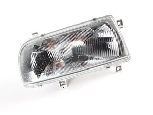 ES#1892026 - 1AH006546-481 - Jetta/Vento European Headlight - Right - Hella -