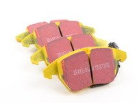 ES#517819 - DP41517R - Front YellowStuff Performance Brake Pad Set - A race quality pad that can be used at the track and back home again. - EBC - Audi Volkswagen