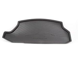 ES#2744163 - 98104400009 - Luggage Compartment Liner - Flat rubber liner for rear trunk - Genuine Porsche - Porsche